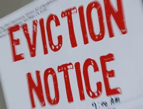 eviction of america