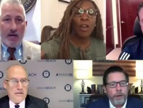 Florida Mayors COVID-19