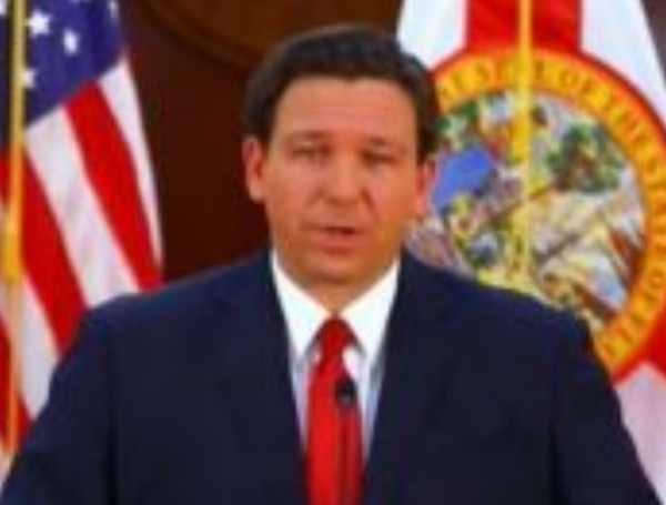 Florida governor desantis
