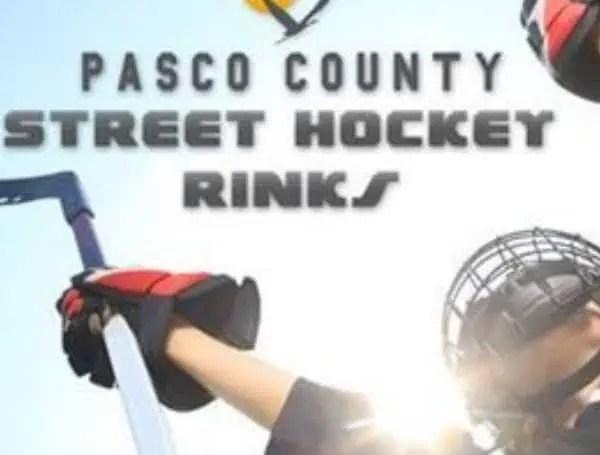 Pasco County Street Hockey Rinks Opening