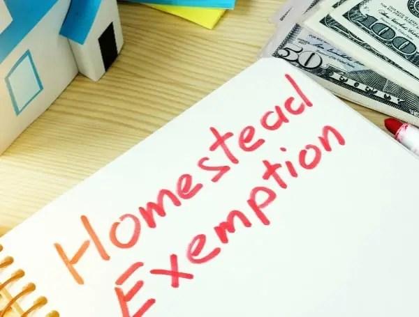 St. Pete Homestead Exemption