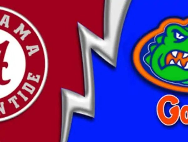 SEC College Football Florida Alabama