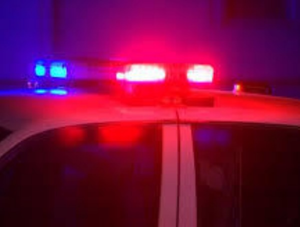 Police Car Lights Crime Arrest