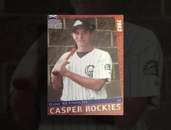 Gene Reynolds- Director of Baseball Operations