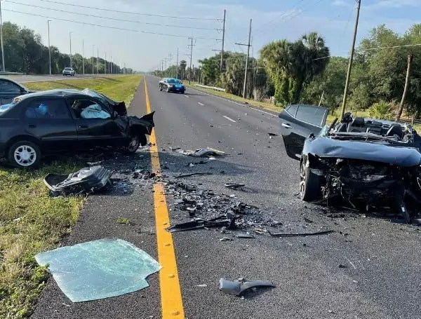 Tampa Woman Dies In Head On Collision