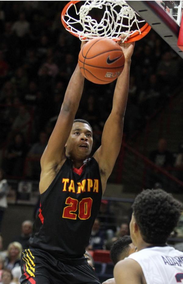 2015-16 Men's Basketball vs. UConn - University of Tampa ...