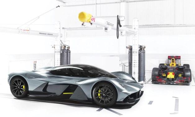Hypercar Aston Martin AM-RB 001 Hypercar