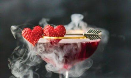 Love Potion Martini