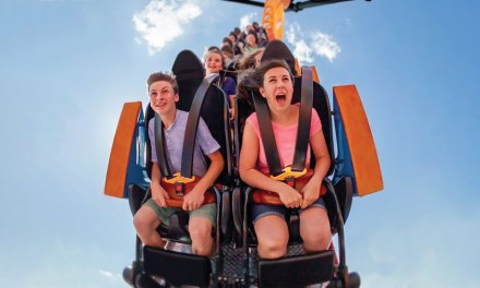 Move over Cheetah-Hunt, Tigris is making its way to Busch Gardens!