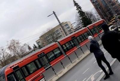 Tampereen ratikka ja ensimmäiset koeajot