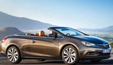 Opel Cascada 2017
