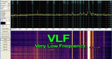 SAQ VLF 17.2 kHz. Vericisi Test Sinyali Gönderecek