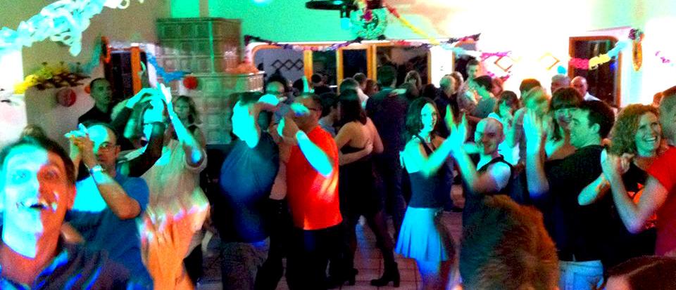 Pratica di Ballo al Santa Rita