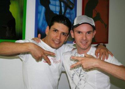 Luis Vasquez e Luca