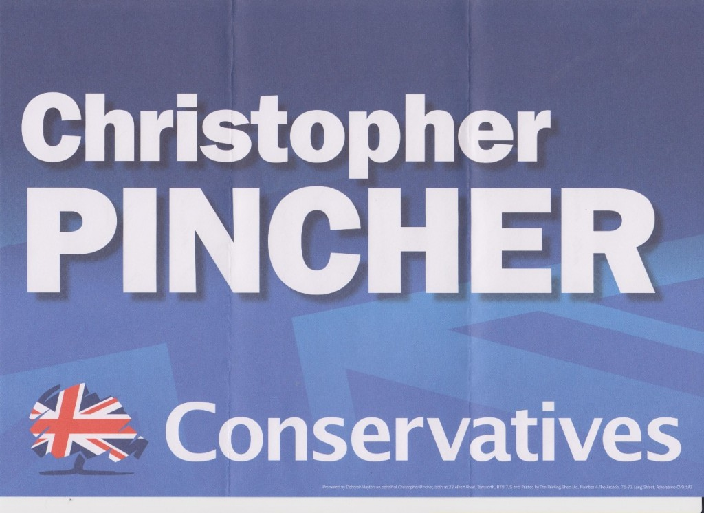 vote Christopher Pincher