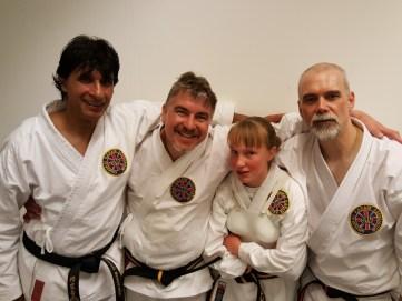 Jay, Simon, Lucy & Mark