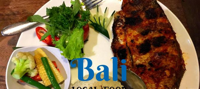 Five places for best local food in Bali