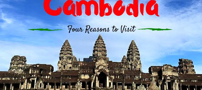 Cambodia : A country that deserves to be visited