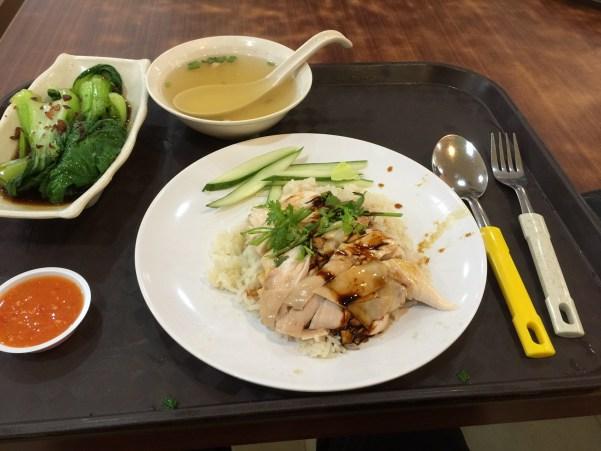Chicken Rice, Singapore. Credit @ tamzexplores
