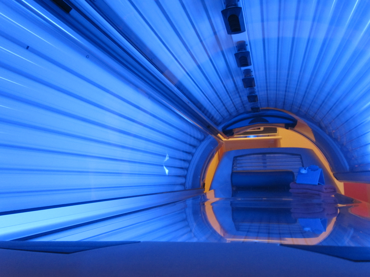 Tanning And Indoor After