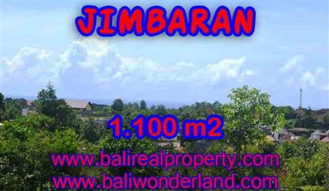 INVESTASI PROPERTI, DIJUAL TANAH di JIMBARAN BALI TJJI067