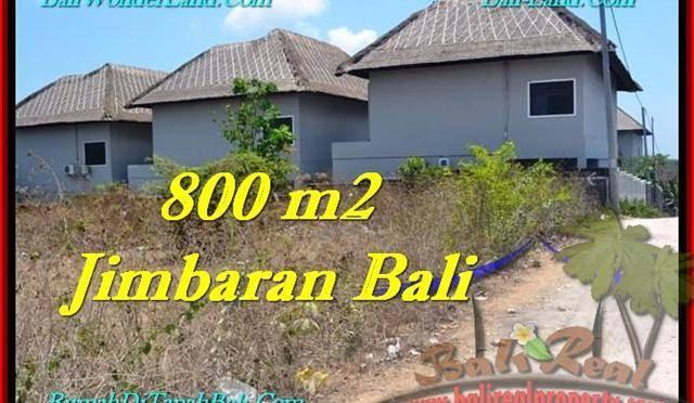 JUAL MURAH TANAH di JIMBARAN BALI 8 Are Lingkungan Villa