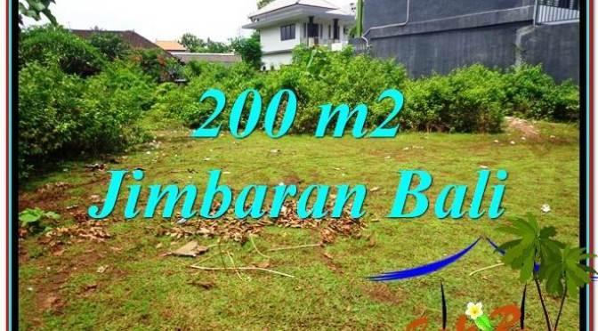 JUAL MURAH TANAH di JIMBARAN BALI 200 m2 di Jimbaran Ungasan
