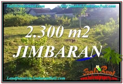 DIJUAL TANAH MURAH di JIMBARAN Untuk INVESTASI TJJI117