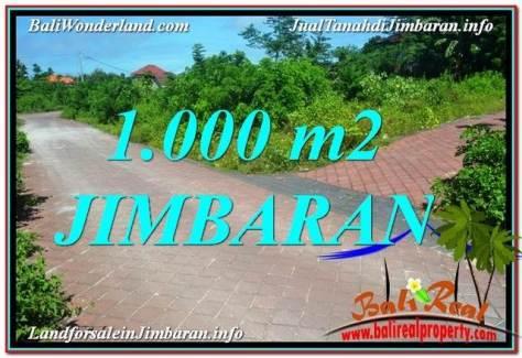 TANAH MURAH di JIMBARAN BALI Untuk INVESTASI TJJI111