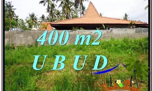 DIJUAL MURAH TANAH di UBUD BALI TJUB585