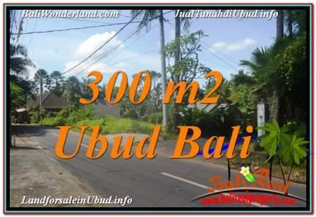 TANAH di UBUD DIJUAL MURAH 3 Are View Link. Villa dan Restoran