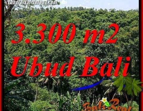 Tanah Murah di Ubud Bali Dijual TJUB692