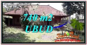 INVESTASI PROPERTY, JUAL TANAH di UBUD BALI TJUB764