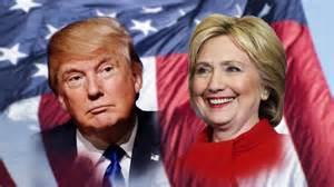 tanahoy.com Hillary vs Trump