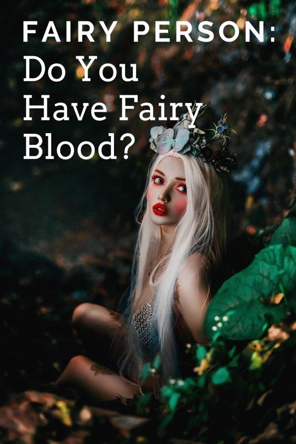 fairy blood