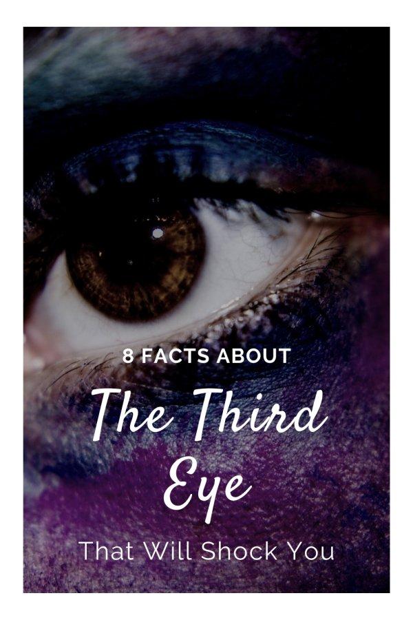 third eye facts