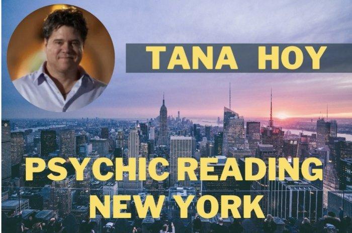 Psychic Reading New York Tana Hoy