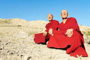 tanahoy.com Tibetan_monk