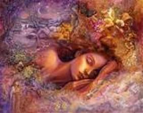 tanahoy.com dreaming woman
