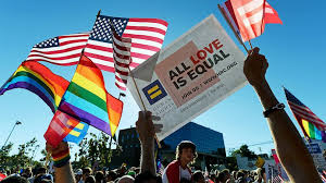 gay marriage us supreme court ruling