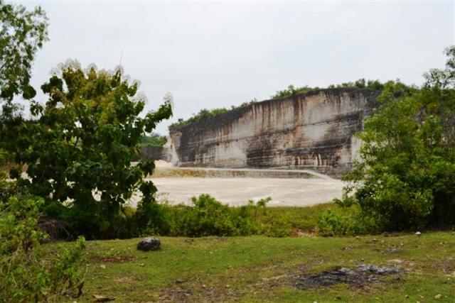 Tanah Dijual di Jimbaran dengan ocean view di Ungasan - TJJI017