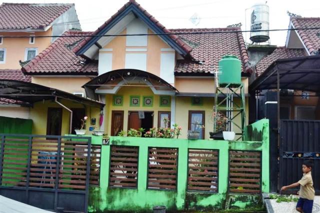 Dijual murah rumah di jantung kota Denpasar ( R1015 )