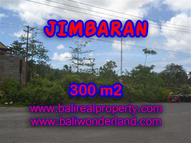 Tanah di Jimbaran dijual 300 m2 di Jimbaran Ungasan