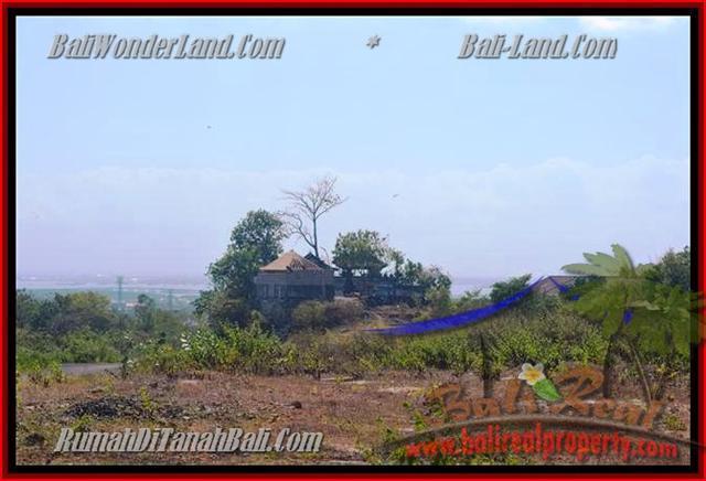 JUAL MURAH TANAH di JIMBARAN BALI 7,5 Are View laut dan bandara