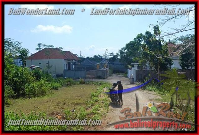 TANAH di JIMBARAN DIJUAL 600 m2 di Jimbaran Ungasan