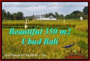 DIJUAL TANAH di UBUD 3.5 Are di Sentral Ubud