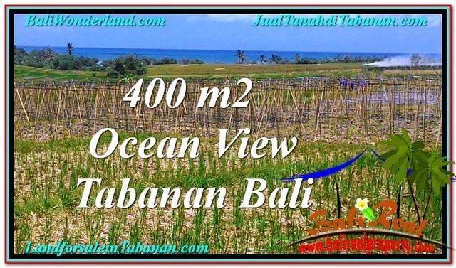 DIJUAL TANAH di TABANAN BALI Untuk INVESTASI TJTB292