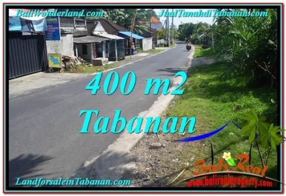 TANAH MURAH DIJUAL di TABANAN BALI 4 Are di Tabanan Kota