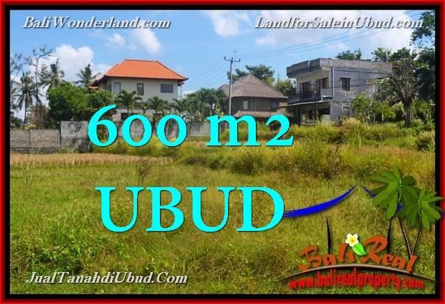 TANAH MURAH DIJUAL di UBUD BALI 6 Are di Sentral Ubud