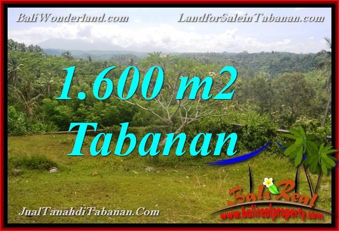 DIJUAL MURAH TANAH di TABANAN BALI Untuk INVESTASI TJTB378